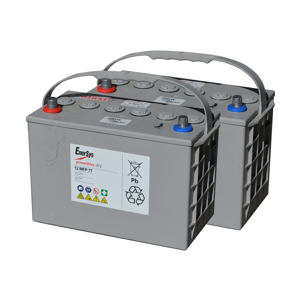 Batterie au gel 12V 77Ah5