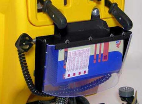 On-board gel battery charger