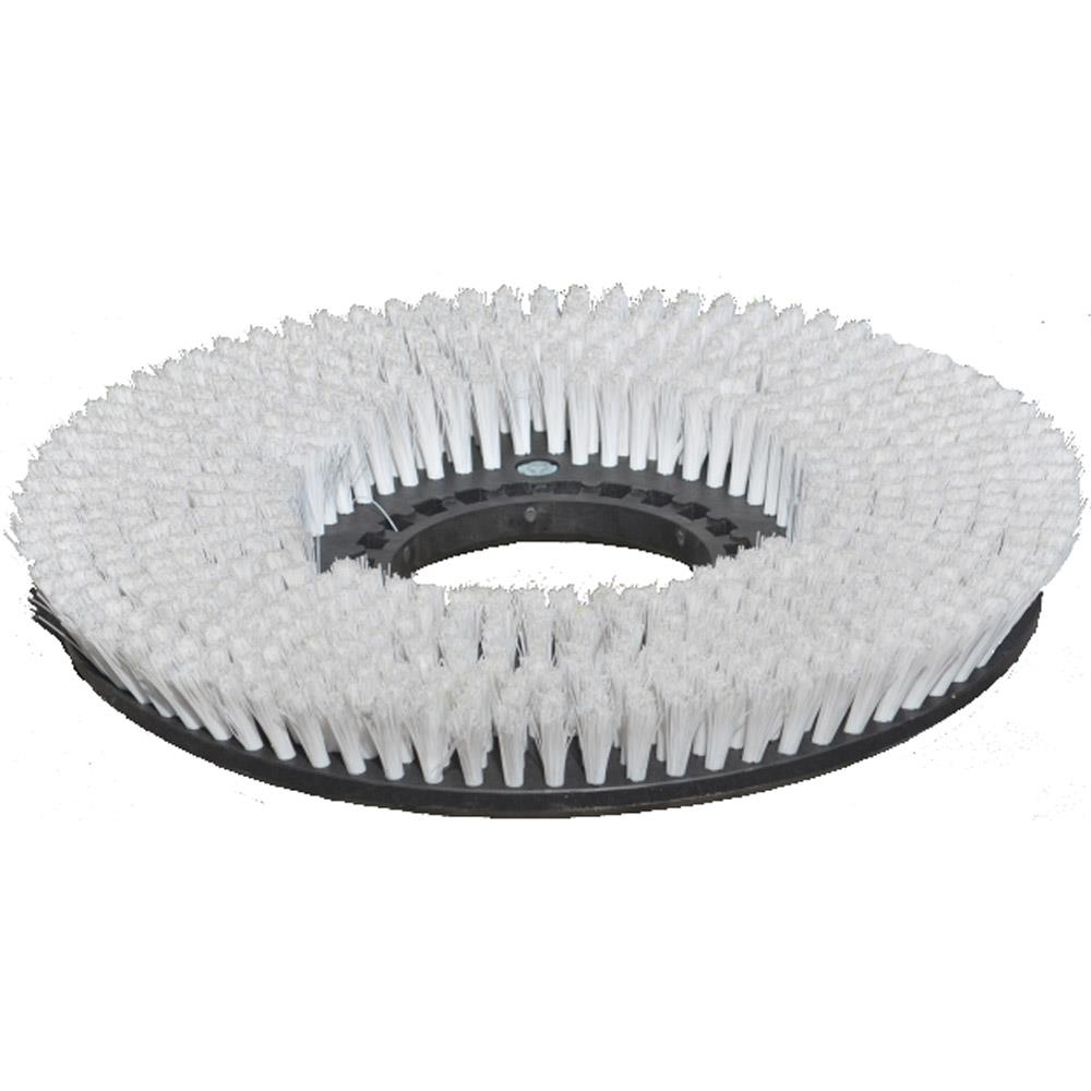 Material: PPL<br />Ø brush: 345 mm<br />Ø bristle: 0,9 mm <br />Cod: 48903030