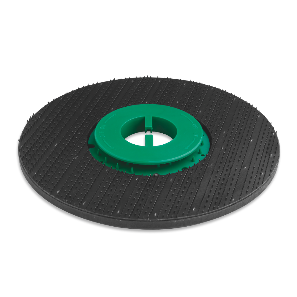 Pad holder cl green<br />Ø disc: 425 mm <br />Cod: 48803050