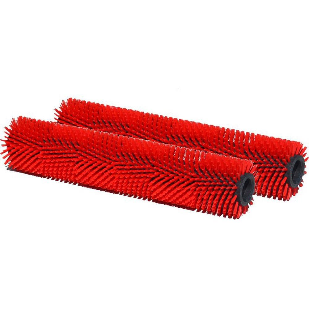Material: Nylon<br />Ø brush: 95 mm <br />Length: 462 mm<br />Ø bristle: 0,6 mm <br />Cod: 48901200