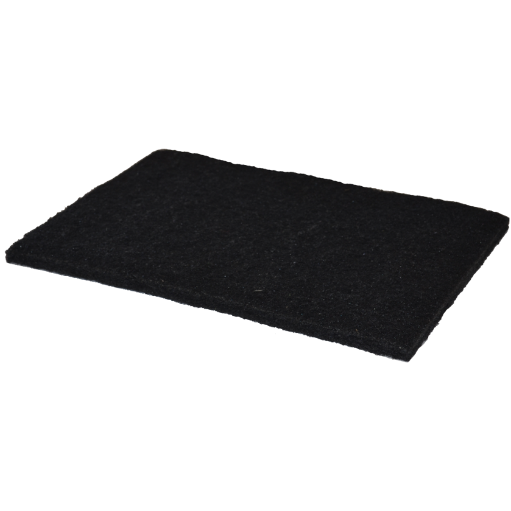 Pad black<br />500x350 mm<br />