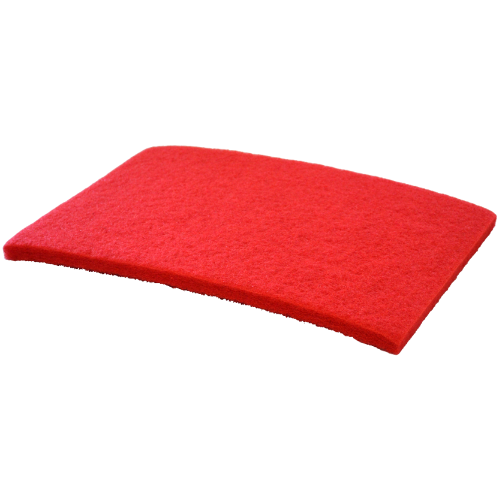 Pad rosso<br />500x350 mm<br />
