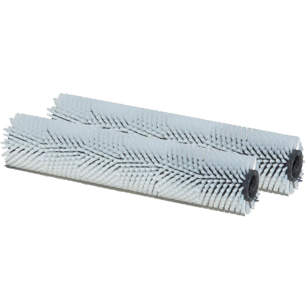 Material: PPL<br />Ø brush: 95 mm <br />Length: 462 mm<br />Ø bristle: 0,3 mm <br />Cod: 48901220