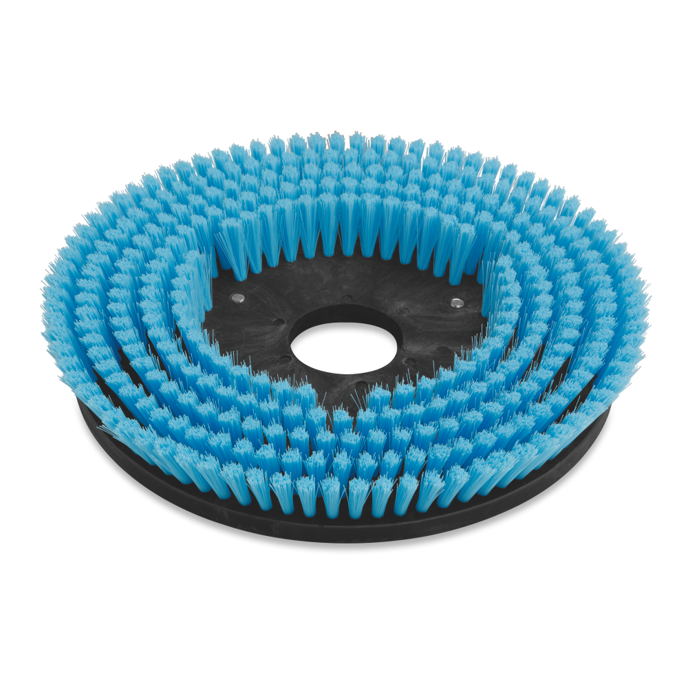 Material: PPL<br />Ø brush: 460 mm<br />Ø bristle: 0,3 mm <br />Cod: 48916010